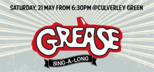GREASE BANNER TOP