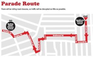 lantern-parade-route