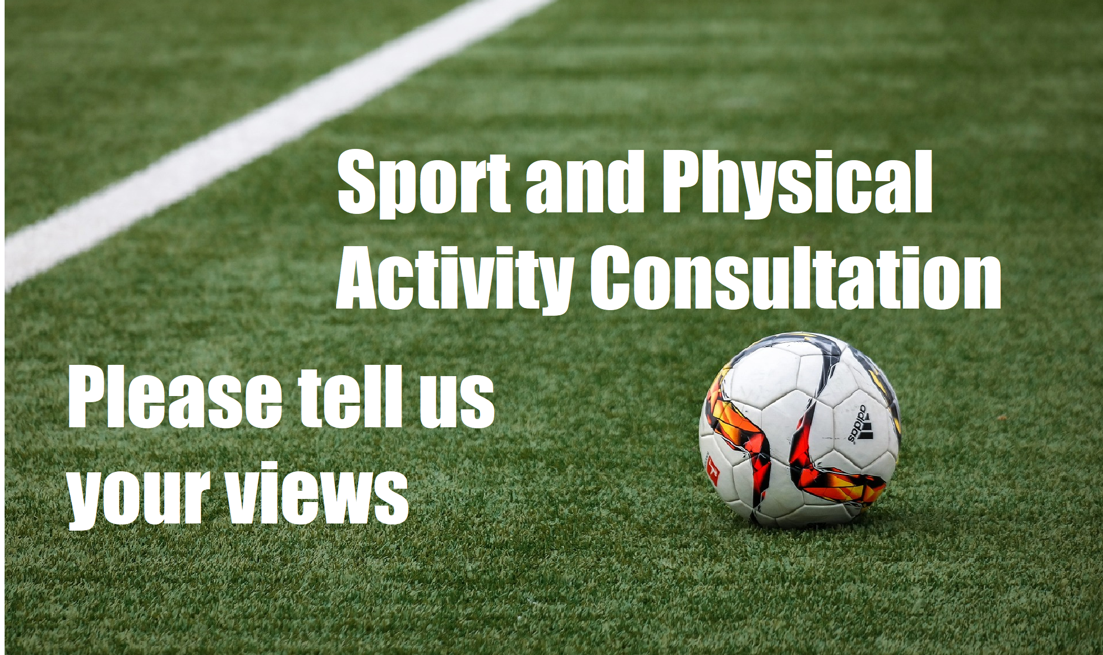 Physical Activity and Healthy Lifestyle Strategy – Please help us by giving us your views