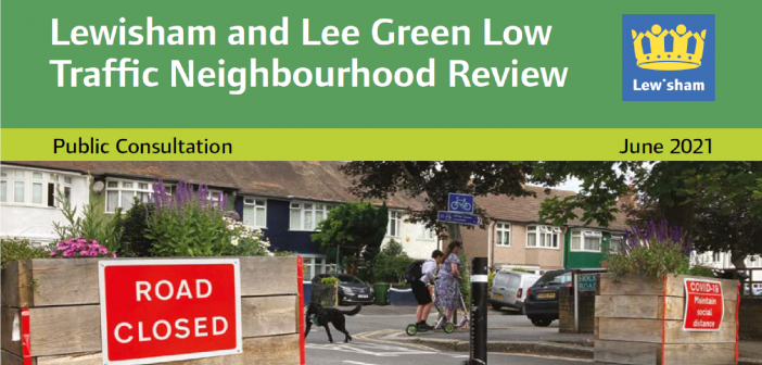 Join the Low Traffic Neighbourhood Consultation